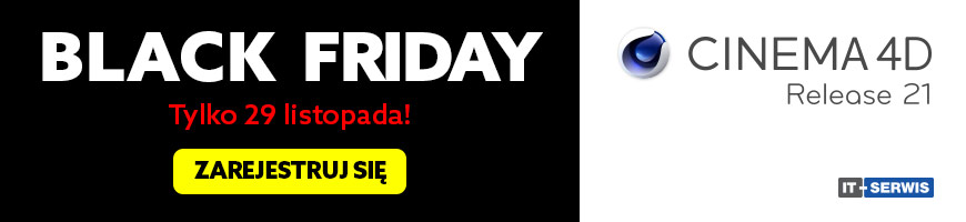 Cinema4d Black Friday
